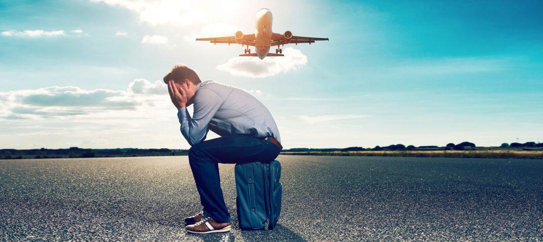 ¿Tienes miedo a volar?